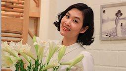 Sau 17 năm, Hà Hương thấy may mắn vì đã lấy được chồng sau Phía trước là bầu trời