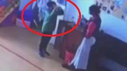 Mẹ chết lặng khi con bị giáo viên mầm non ép uống 4 cốc nước sôi và hậu quả đau lòng