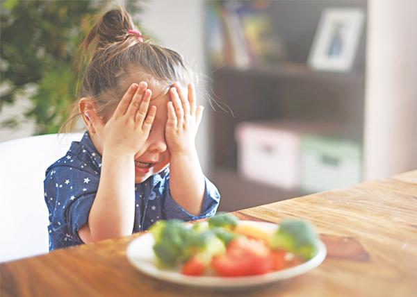 thiếu chất béo làm cho trẻ chậm lớn và suy dinh dưỡng