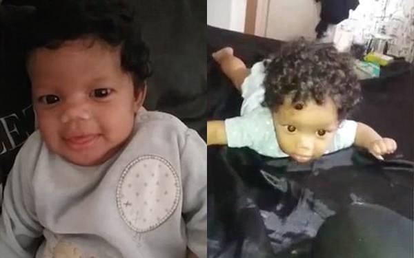 Phát hiện máu trong mắt đứa trẻ 3 tháng tuổi, tố cáo tội ác tày trời của ông bố nhẫn tâm - Ảnh 1.
