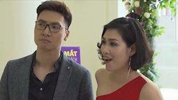 Hà Hương làm vợ Mạnh Trường trong 'Phía trước là... cả một đời... phán xử'