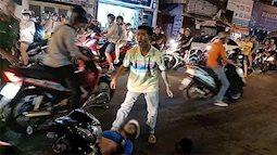 Bắt được 1 nghi can vụ đâm 2 hiệp sĩ tử vong trên phố Sài Gòn