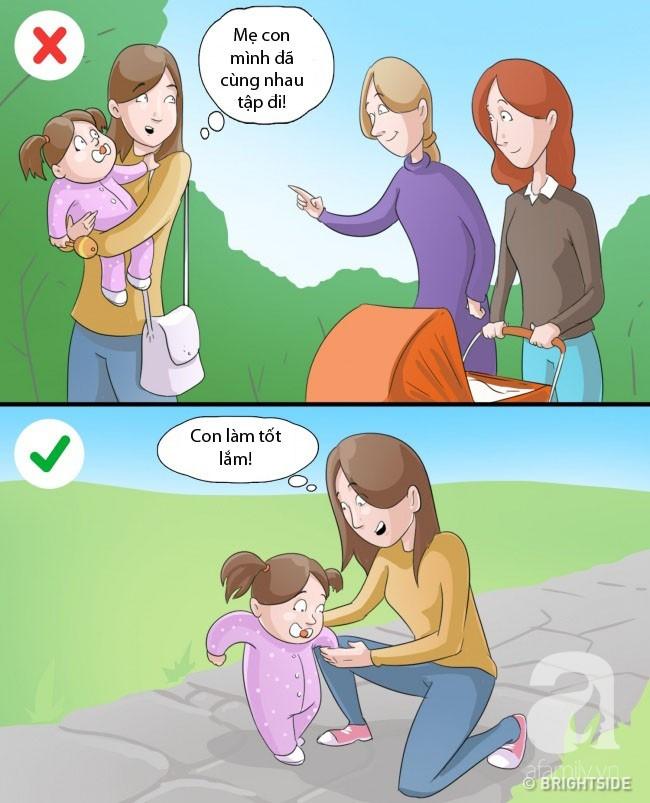 Những việc cha mẹ không bao giờ nên làm thay cho con - Ảnh 8.