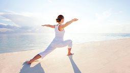 5 bài tập Yoga giảm cân cho mùa Hè khỏe khoắn