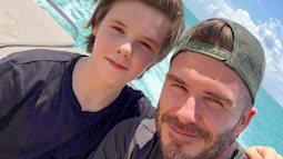 Xôn xao tin đồn cậu ấm nhà Beckham thi tuyển vào công ty giải trí của Hàn