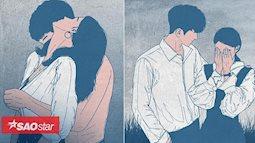 Bộ tranh 365 sắc thái lãng mạn và đam mê của tình yêu sẽ khiến bạn muốn yêu ngay lập tức