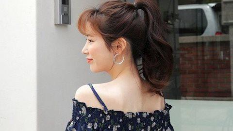 Hè nắng nóng mà không kịp chải chuốt thì cứ chọn 2 kiểu tóc vừa mát vừa nhanh gọn này