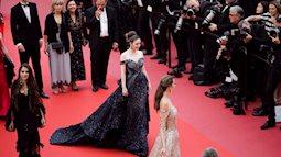 """Lý Nhã Kỳ: """"Nhiều người nghĩ tôi diện đồ đến Cannes để… chụp hình!"""""""