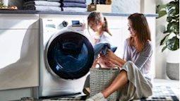 Thay đổi thói quen giặt giũ, bé thoải mái, mẹ an tâm