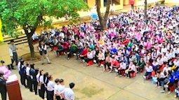 Bài phát biểu tổng kết năm học 2018 xúc động của học sinh