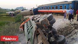 Tai nạn đường sắt kinh hoàng, 2 lái tàu tử vong mắc kẹt trong khoang lái, 8 người bị thương