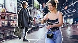 3 dòng túi hàng hiệu đang làm Rihanna, Bella Hadid và nhiều ngôi sao chao đảo