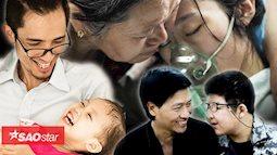Chuyện cảm động về hành trình cha mẹ quên mình tìm sự sống cho con
