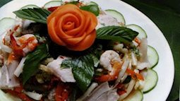 Mách mẹ một số món ăn thanh mát mùa hè từ sen khi Hà Nội đang vào mùa