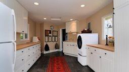 Mẹo nới rộng không gian cho phòng bếp nhỏ