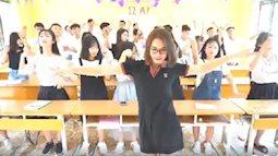 """Sự thật về clip 'cô giáo làm cơ trưởng"""" dạy nhảy trong lớp gây tranh cãi"""