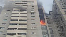 Thông tin mới nhất về nguyên nhân gây cháy tại tòa nhà Bắc Hà Fodacon
