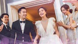 Đám cưới cổ tích của Chung Hân Đồng sau 10 năm trầm cảm trong scandal lộ ảnh nóng