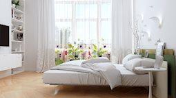 Ý tưởng trang trí phòng ngủ đối phó với những ngày hè nóng bức