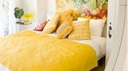 Gợi ý những mẫu ga giường cho mùa hè thêm tươi mát