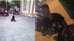 Nam sinh lần 3 quỳ trước cổng Nhạc viện, định quỵt tiền grab bike vì không có đủ 30 nghìn
