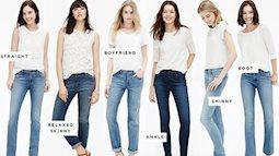 Những chiếc quần jeans của bạn sẽ luôn đẹp như mới nhờ 5 mẹo nhỏ này