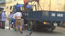 Lời khai của tài xế lùi xe làm chết mẹ con thai phụ và bé 3 tuổi tại Hà Nội