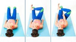 Bài tập cơ hông cực đơn giản nhưng lại dễ dàng giúp chị em 'thăng hoa' ngoạn mục