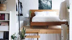 Mẹo sắp xếp đồ đạc cho nhà chật để nhà bạn lúc nào cũng gọn gàng và ấm cúng