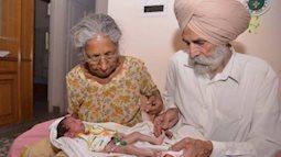 Cảm động câu chuyện của Top 10 phụ nữ cao tuổi nhất khi sinh con đầu lòng