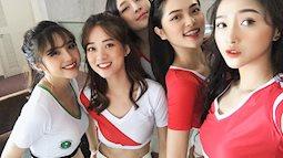 Dàn hot girl Việt cổ vũ World Cup 2018: Nóng hơn bao giờ hết