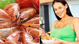 7 điều cần chú ý để tránh ngộ độc tôm