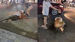 Vụ đánh ghen kinh hoàng: Cô gái bị đổ nước mắm và muối ớt lên người chưa chịu hợp tác với công an