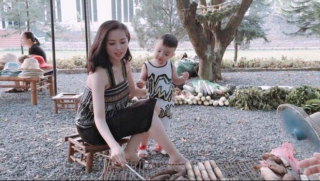Ghen tị với tổ ấm hạnh phúc, chồng chiều con ngoan của những cựu hot girl Việt đình đám - Ảnh 20.