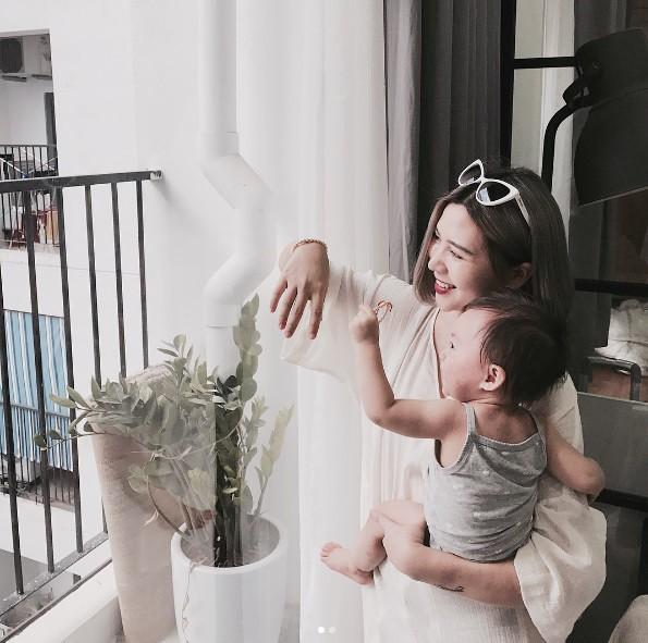Ghen tị với tổ ấm hạnh phúc, chồng chiều con ngoan của những cựu hot girl Việt đình đám - Ảnh 52.