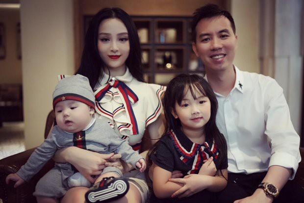 Ghen tị với tổ ấm hạnh phúc, chồng chiều con ngoan của những cựu hot girl Việt đình đám - Ảnh 7.