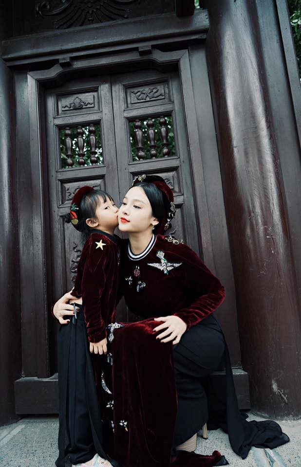 Ghen tị với tổ ấm hạnh phúc, chồng chiều con ngoan của những cựu hot girl Việt đình đám - Ảnh 10.