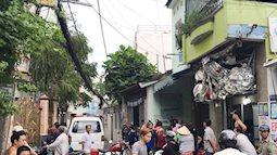 Hai cha con ở Sài Gòn tử vong với nhiều vết thương