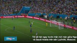 Ngóng khai mạc World Cup 2018 có gì?