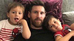 Tan chảy với nhóc tỳ cực đáng yêu của dàn cầu thủ World Cup 2018