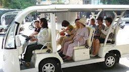 Xe điện mất lái tông vào nhóm du khách ở Bà Nà Hill, 6 người bị thương