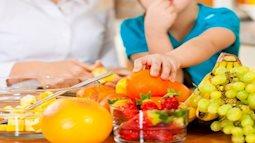 Để bé có thói quen dinh dưỡng lành mạnh trong kỳ nghỉ hè