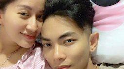 Khánh Thi nói gì với chồng trẻ Phan Hiển sau khi sinh con gái?