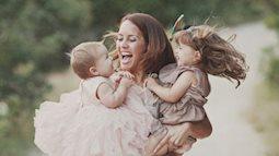 Những mẹo giúp các mẹ xả stress trong thời kỳ nuôi con