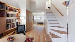Căn hộ 33 m2 ấn tượng với những giải pháp tiết kiệm không gian thông minh