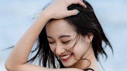 Cận cảnh vẻ sexy của hot girl vạn người mê Jun Vũ