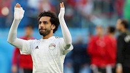Salah ghi bàn, Ai Cập vẫn phơi áo trước Nga