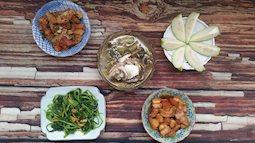 Chỉ với 80.000 đồng đi chợ là có ngay thực đơn vừa ngon vừa nhiều món cho bữa tối