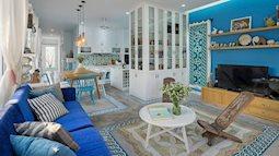 Ngôi nhà một tầng mang 'hương biển' đẹp như mơ khiến cặp vợ chồng trẻ sẵn sàng bỏ phố về ngoại ô Sài Gòn