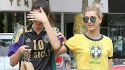 Mùa World Cup diện những trang phục kiểu này đi cổ vũ là chất phát ngất